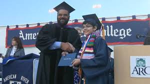 11 year old tanishq abraham graduates from california college 11 year old tanishq abraham graduates from california college nbc news