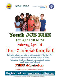 do i need a resume for job fair cipanewsletter youth job fair city of toledo
