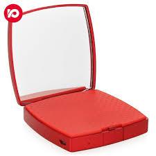 Внешний <b>аккумулятор Hiper MIRROR</b>-<b>4000</b>, 4000 мАч, красный ...