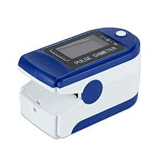 Thermocare <b>Pulse oximeter fingertip</b>, <b>Portable Digital</b> Blood <b>Oxygen</b> ...