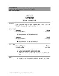 resume template actor microsoft word office boy sample 87 captivating sample resume templates template