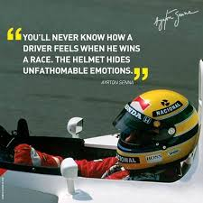 I love this. Great quote. On point. Ayrton Senna on winning the ... via Relatably.com