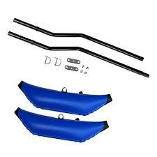DYNWAVE 2X Kayak Fishing <b>Inflatable Stabilizer</b> + <b>Outrigger</b> ...