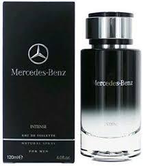 Buy <b>Mercedes Benz Intense</b> Edt 120Ml For Men | Online Shopping ...