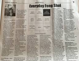 dealing feng shui: you can enjoy all  columns dealing with each bagua area each room of your house your garden selling and buying problem areas and their corrections and
