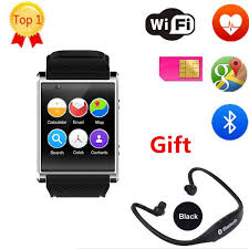 2018 New Android5.1 Square <b>Smartwatch X11 MTK6580 Smart</b> ...