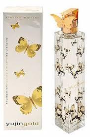 <b>Yujin</b> Gold <b>Ella Mikao</b> für Frauen | Old perfume bottles, Lovely ...