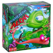 "<b>Игра</b> ""Хамелеон Леон"" – купить по цене 790 руб. в интернет ..."
