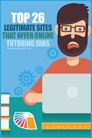 26 of the best online tutoring jobs to make money from home how do the best online tutoring jobs work