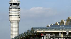 union new airport towers must be remodeled before opening wjla file the air traffic control tower at ronald reagan washington national airport photo date