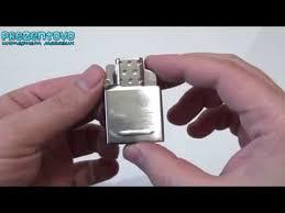 <b>Газовый вставной блок</b> Zippo 65826 Single Torch - YouTube