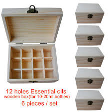 Wholesale 6 <b>pieces</b> set <b>Handmade Natural</b> pine wooden boxes ...