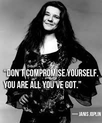 Don't Compromise Yourself - Trust Life Today via Relatably.com