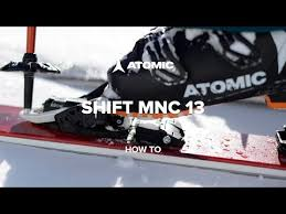 Горнолыжные крепления ATOMIC 2019-20 N <b>Shift</b> MNC 13 120 ...