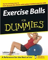 <b>Exercise Balls For</b> Dummies : LaReine <b>Chabut</b> : 9780764556234