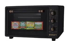 Мини-<b>печь Kraft KF-MO 3602</b> черный - купить в 05.RU, цены ...