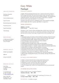 paralegal resume fort lauderdale florida   paralegal resume    paralegal cv template paralegal resume examples