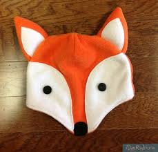 шапочка лиса готова | Foxes / Лисички | Костюм лисы, Лисья ...