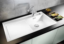 <b>Кухонная мойка Blanco</b> Zenar XL 6 SF чаша слева антрацит <b>523909</b>