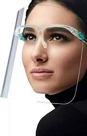 1Above Plastic <b>Adjustable Face</b> Visor Resistant | Full <b>Face</b> ...