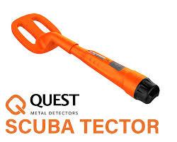 <b>Scuba Tector</b> - Detect Metaaldetectors