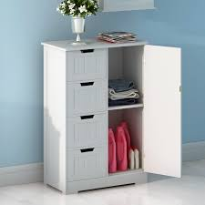 <b>White</b> Homegear 1m <b>Wooden TV Stand</b>/Bench with Storage TV ...