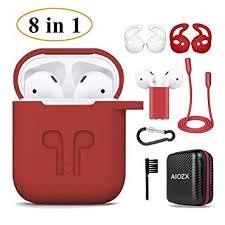 Airpods Case,AIOZX 8 in 1 Airpod 1 & 2 Accessories ... - Amazon.com