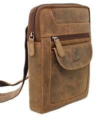 Mens Womens Handmade Distressed <b>Hunter</b> Brown Real Leather ...