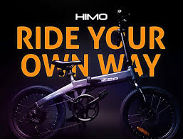 <b>HIMO Z20 Folding Electric</b> Bicycle 20 Inch Tire 250W DC Motor Up ...