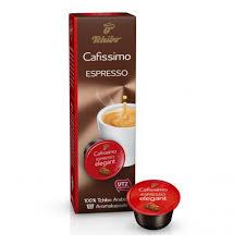Кофе в капсулах <b>TCHIBO Espresso Elegant</b> — купить в интернет ...