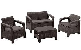 <b>Комплект мебели Keter</b> Corfu set