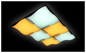 Купить <b>Светильник</b> светодиодный <b>Ambrella light FP2356</b> WH ...
