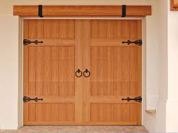 Image result for wood garage doors