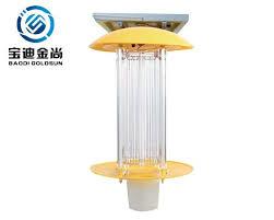 Solar Mosquito Killer Trap <b>Moth Fly Wasp</b> LED Night Lamp <b>Bug</b> ...