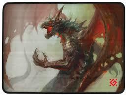 <b>Коврик Defender Dragon</b> Rage M (50558) - купить в 05.Ru, цены ...