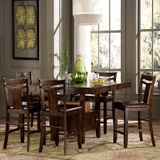 tabacon counter height dining table wine: hillsdale santa fe  piece counter height dining set dining table sets at hayneedle
