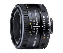 <b>AF Nikkor 50mm f/1.8D</b> from <b>Nikon</b>
