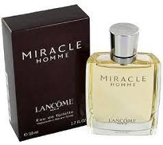 Купить духи <b>Lancome Miracle Homme</b> по наилучшей цене в ...