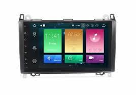 Штатная <b>магнитола IQ NAVI TS9-1001CFHD</b> Mercedes-Benz A ...