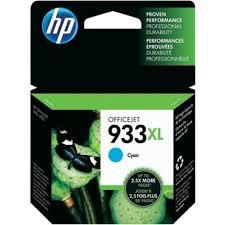 <b>HP 933XL CN054AE</b> OFFICEJET INK CARTRIDGE CYAN