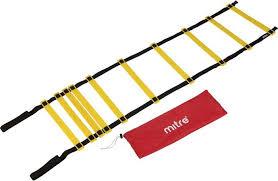 <b>Набор</b> лестниц для <b>тренировок Mitre</b>, A4003AAA, желтый, 4 шт ...