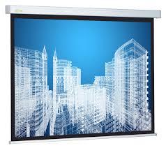 Купить <b>Экран CACTUS Wallscreen</b> CS-PSW-187x332 белый в ...