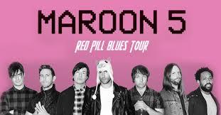 maroon 5 5 red pill blues