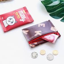 <b>Multi Pattern</b> Simulated Snacks Print Kids Women Purse Pouch <b>Cute</b> ...
