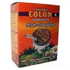 Чай <b>мате Colon Completo</b> - интернет-магазин Шамбала Tea