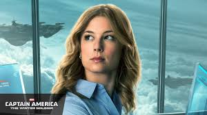 "Emily VanCamp plays Sharon Carter in ""Captain America: The Winter Soldier"". What happened: Emily VanCamp turned ... - sharon.carter"