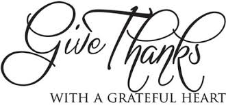 Image result for a grateful heart