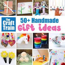 50+ <b>Handmade</b> gift <b>ideas</b> | The Craft Train