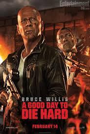 Poster Duro de Matar 5 (2013) película