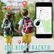 GPS Kids <b>Tracker</b> And Activity Monitor <b>Smart Mini GPS</b> Anti-Lost ...